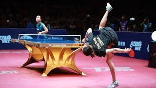 Meilleurs points de tennis de table Juin 2019 / Best table tennis points June  2019