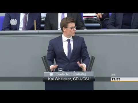 Rede Kai Whittaker MdB   Sanktionen bei Hartz IV und Sozialhilfe