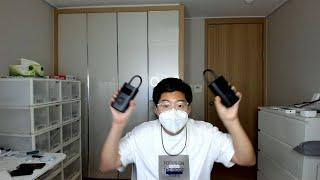 샤오미 미지아 에어펌프1S 언박싱