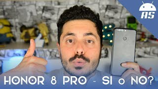 Video #PARLIAMONE - HONOR 8 PRO | MEGLIO il fratello MINORE! download MP3, 3GP, MP4, WEBM, AVI, FLV Agustus 2017