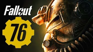 FALLOUT 76 GAMEPLAY | NUKES | POWER ARMOR | PVP | !drink !secretdrink