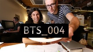 BTS 4: The Big Picture & How to pronounce 'Torah'