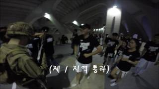 [JIN-MAN] 2017년 부산 좀비런!