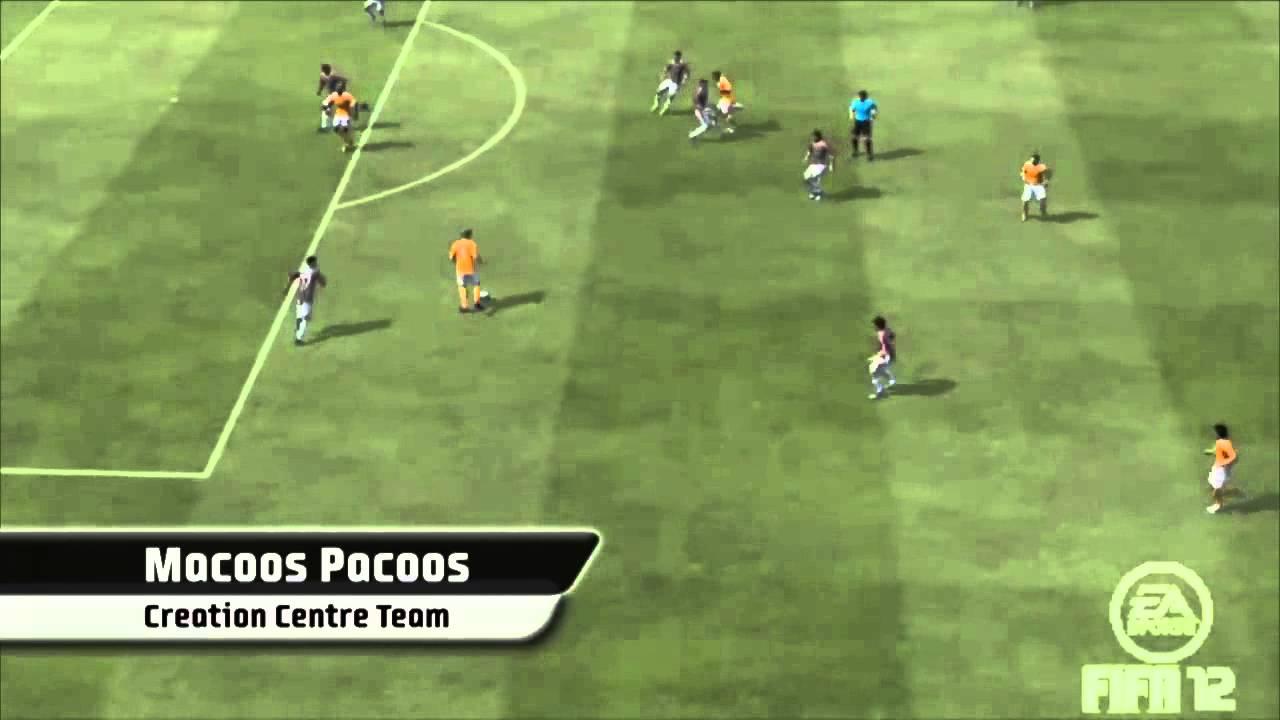 FIFA 12 | Лучшие голы за неделю. Часть 2
