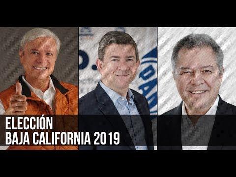 ¿Cómo va la elección en Baja California y Tijuana Abril 2019?