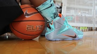 LeBron 12 Launch Recap With LeBron James