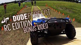 Dude Perfect: RC Battle BONUS Video