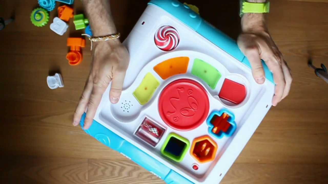 Amato Cubo attività per bambini da 1 a 3 anni - YouTube JS71