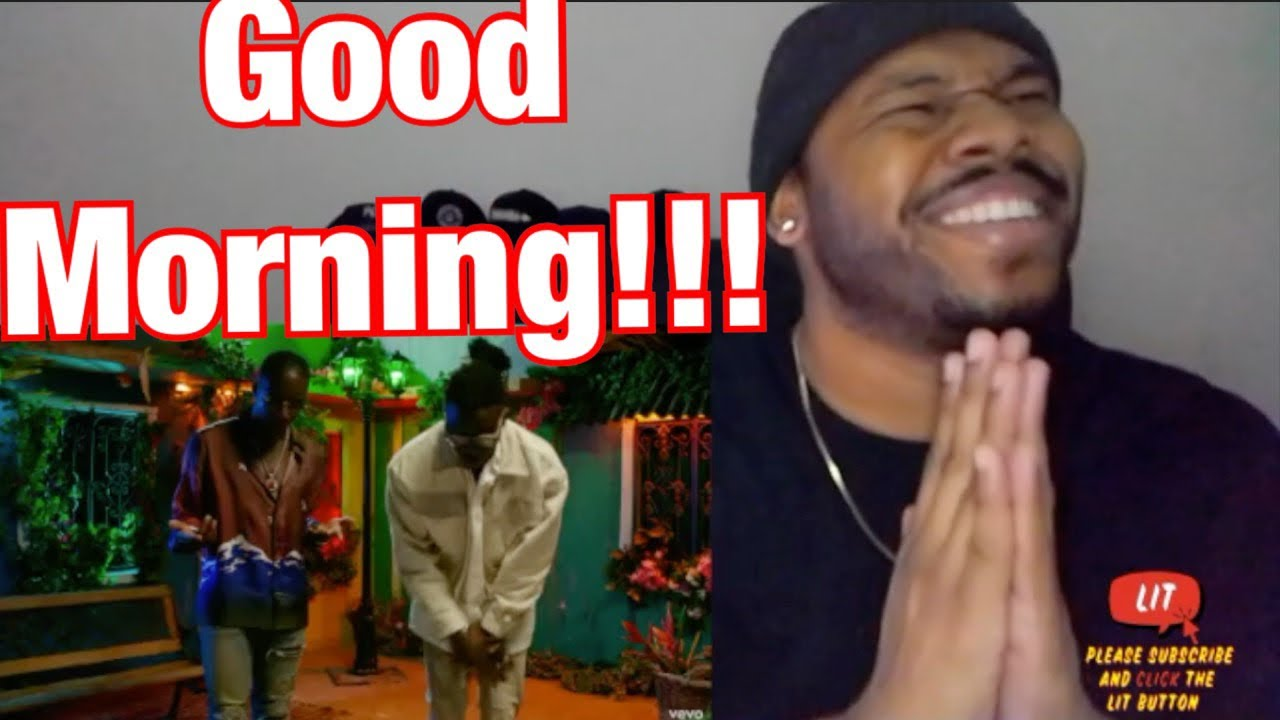 Download Stonebwoy, Chivv, Spanker - Good Morning (Official Video)   TFLA Reaction