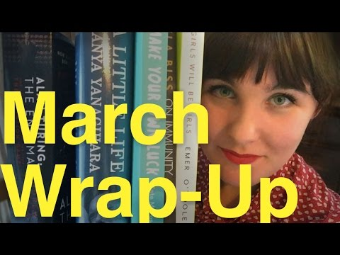 March Wrap-Up 2015
