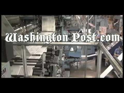 Washington Post's New Editorial Team -- TDAAWC II Andy Cobb