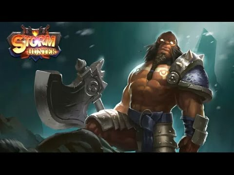 Storm Hunter RPG Android Gameplay (HD)