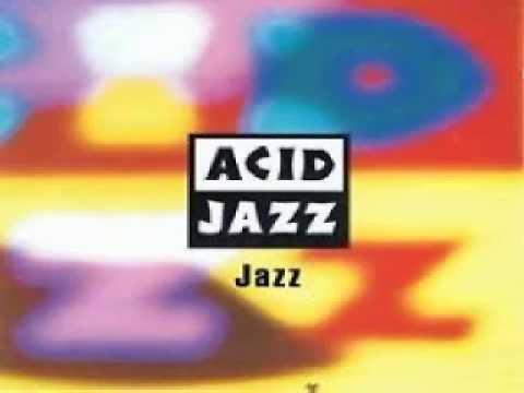 Acid Jazz Groove mix