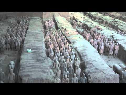 L'armée enterrée de Xi'an