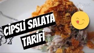 Cipsli Salata Tarifi