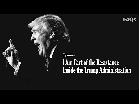 25th Amendment: What's next for Trump after NYT op-ed