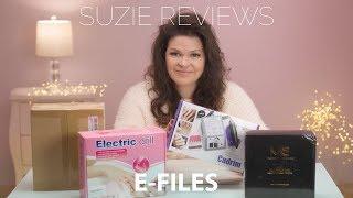 suzie Reviews Inexpensive E-Files