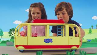 Peppa Pig Transforming Campervan – Available Now at TARGET!