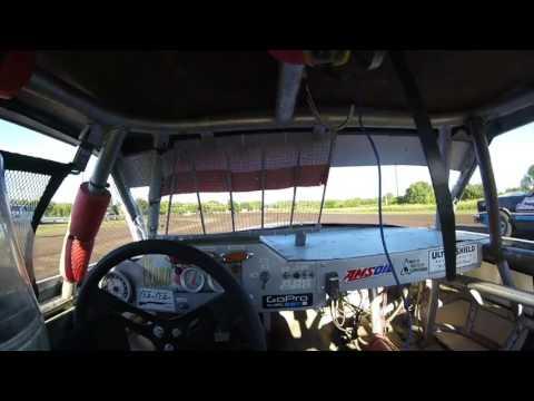 Elana 8/4/17 Hot Laps Rapid Speedway