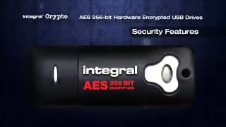 Network-Accessories.co.uk : integral Crypto Drive FIPS encrypted range Main features