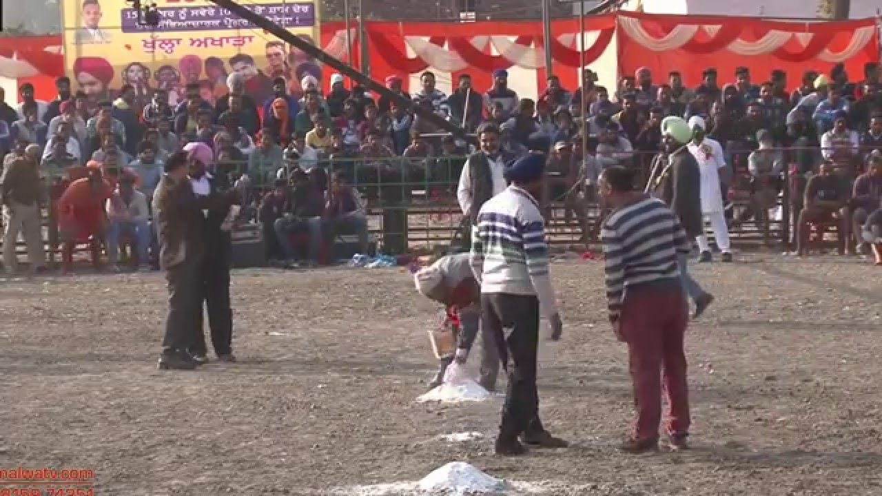 UMRA NANGAL (Amritsar) || KABADDI CUP - 2015 || 4th QUARTER FINAL || FULL HD || Part 4th