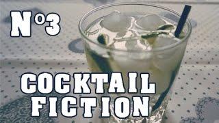 ♦ Cocktail Fiction N°3 - Gin Rickey Et Mini Fajitas