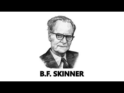 B.F. SKINNER IN 2 MINUTES