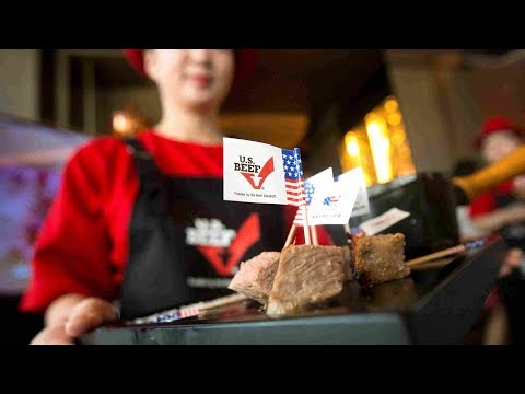 How US beef imports benefit Chinese cattle industry