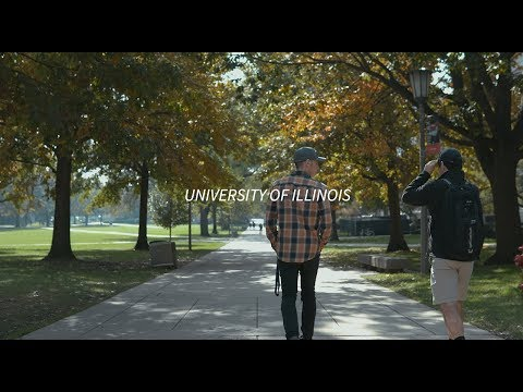 a weekend at the University of Illinois - Vlog Episode 7