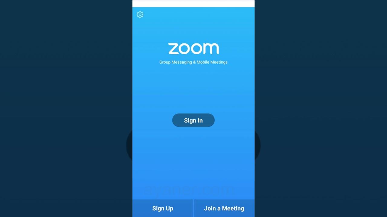 Zoom Programında Cep Telefonu İle Uzaktan Bağlantı Nasıl Yapılır?