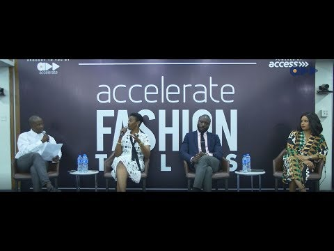 Accelerate Fashion Talk - The Fashion Gurus On Digital Media