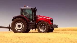 Трактор Massey Ferguson 8690