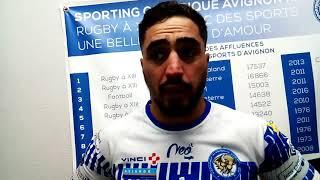 Rugby à XIII - Élite 1 : le SO Avignon cartonne Albi