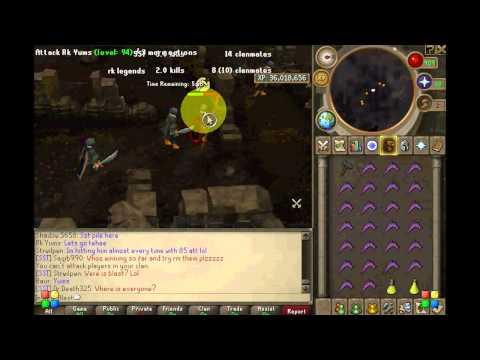 Runescape SST RK Legends