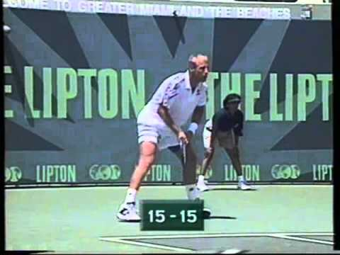 Thomas Muster vs Sergi Bruguera (Final Key Biscayne 1997)