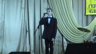 Локачі*БШ*4-й фестиваль патріотичної пісні ''ГЕРОЇ НЕ ВМИРАЮТЬ''ч 2