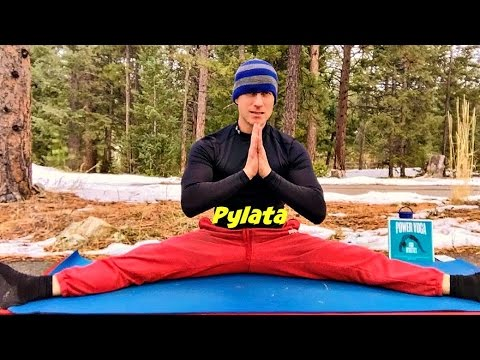 "Fat Burning ""Pylata"" Workout Program - Power Yoga Pilates HIIT Tabata Core Cardio Stretching #pylata"
