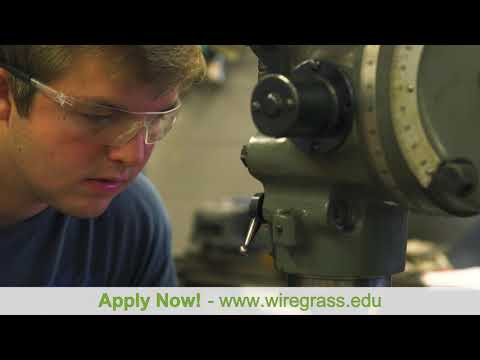 Machine Tool Technology at Wiregrass Georgia Technical College