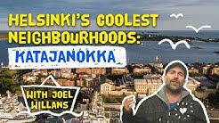 HELSINKI'S most BEAUTIFUL NEIGHBOURHOODS: Katajanokka