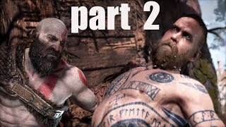 GOD OF WAR PART 2/nizthegamer ps4 pro game play with commentary