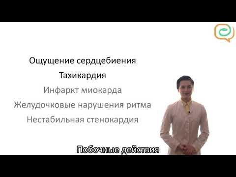 Видеоинструкция Тадалафил СЗ