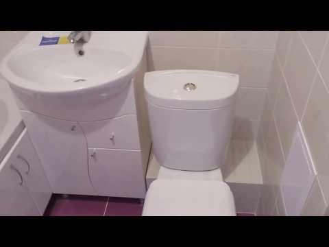 Ванная комната.г.Брянск.(эконом вариант)