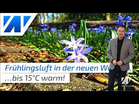 Temperaturen Um 15°C: Statt Hochwinter Kommt Nächste Woche Frühlingswärme!