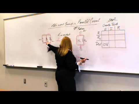 series parallel circuits ohm s law physics part 5 eeris fritz rh youtube com