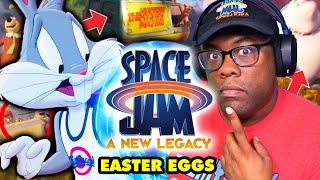 SPACE JAM A New Legacy Trailer BREAKDOWN! So Many Easter Eggs!