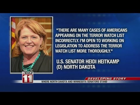 Where ND & MN Senators Stand On New Gun Control Measures