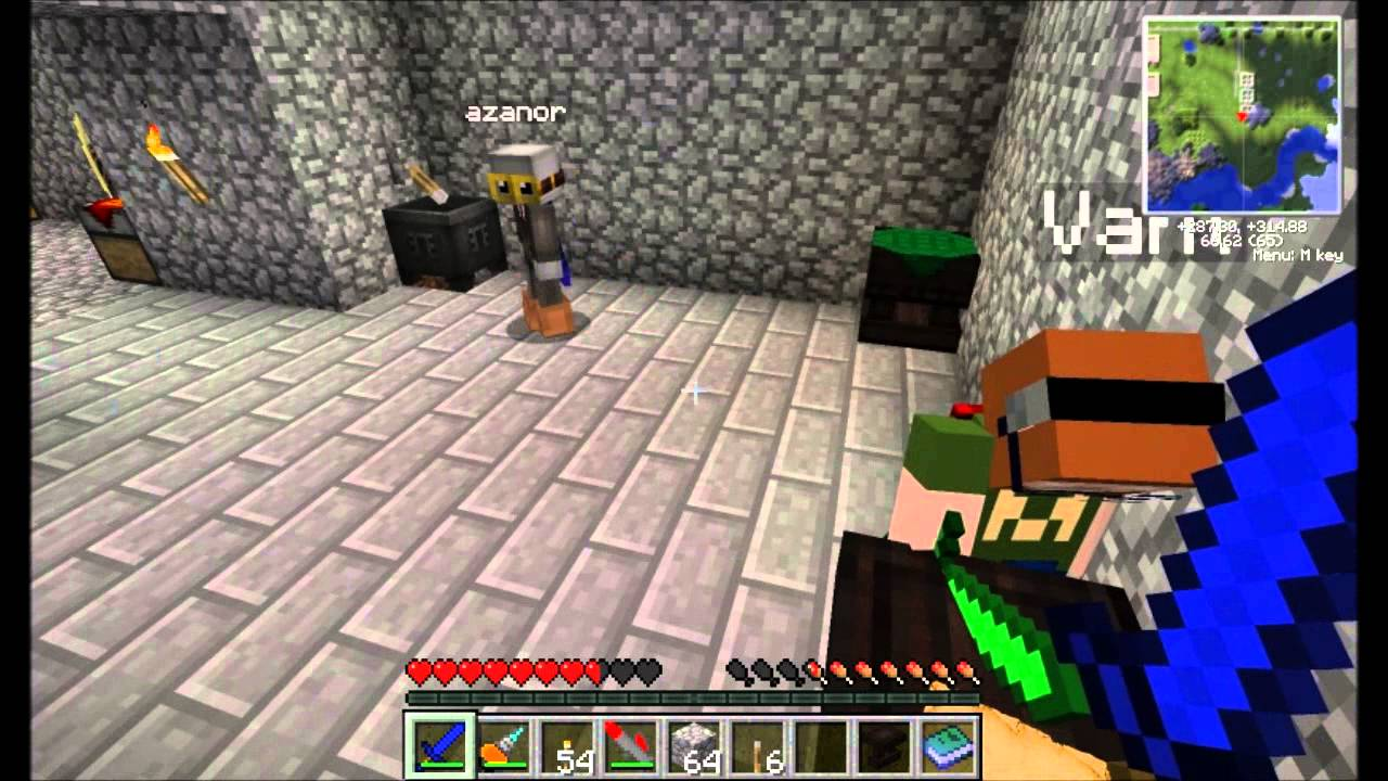 how to add direwolf 20 server to mcmyadmin