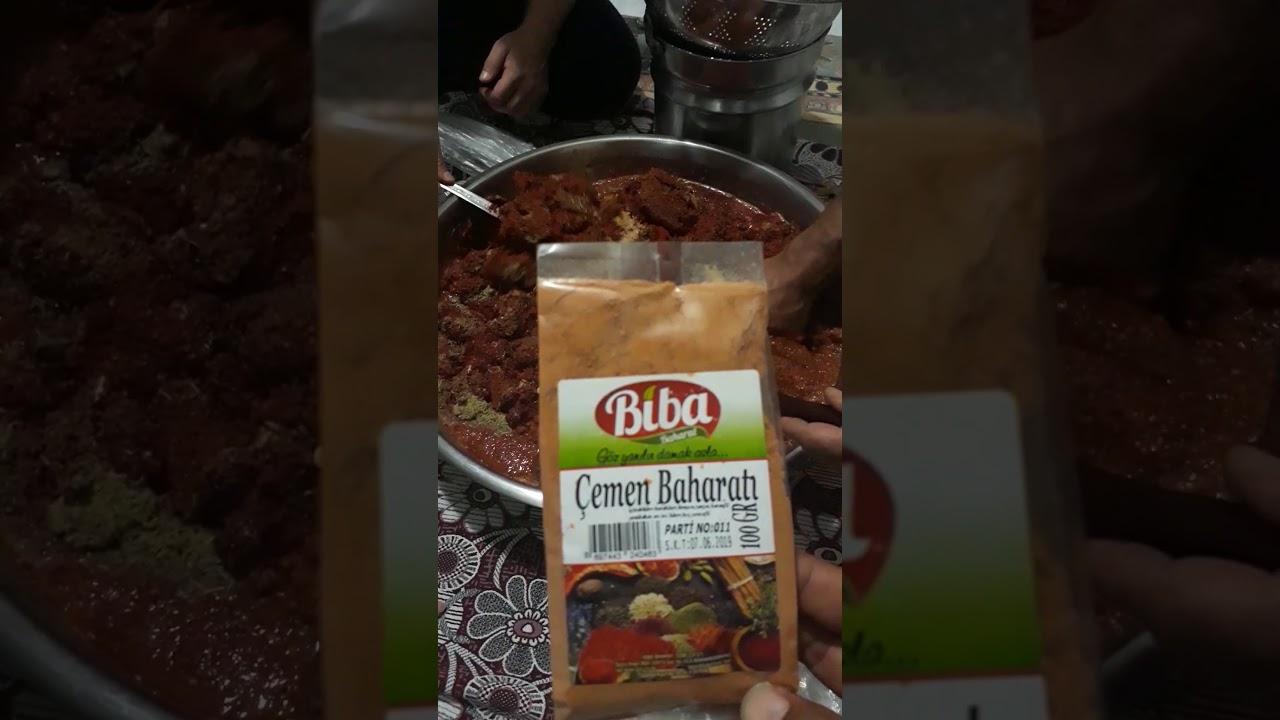 Çemen Tarifi Videosu