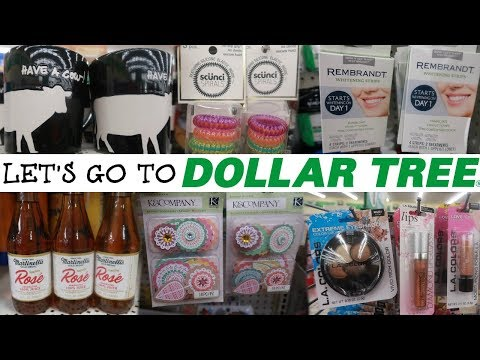 DOLLAR TREE * SHOP WITH ME/ JUNE 2020