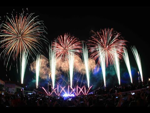Platinum Fireworks (Closing Exhibition) - 9th Philippine International Pyromusical Competition
